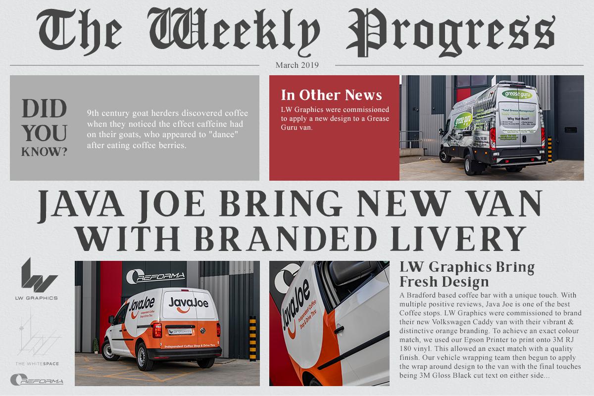 TWP 21- Java Joe