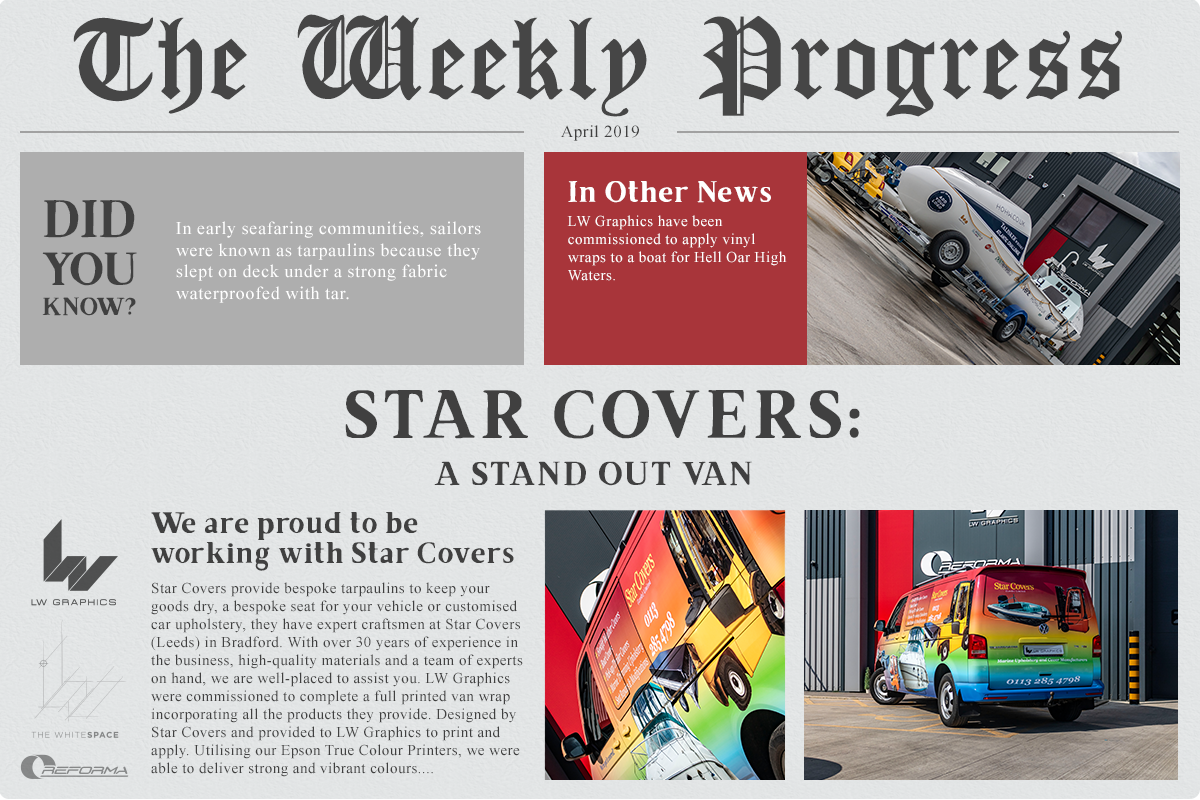TWP 25- Star Covers