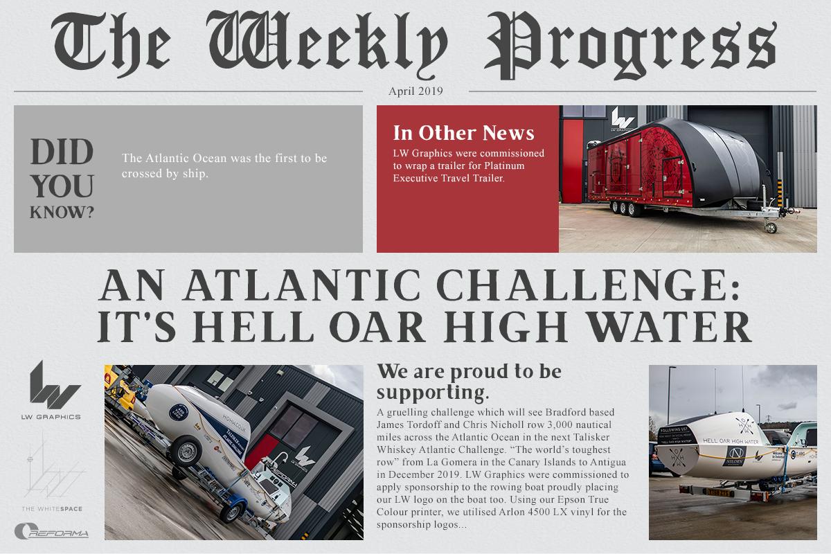 TWP 26- Hell Oar High Water