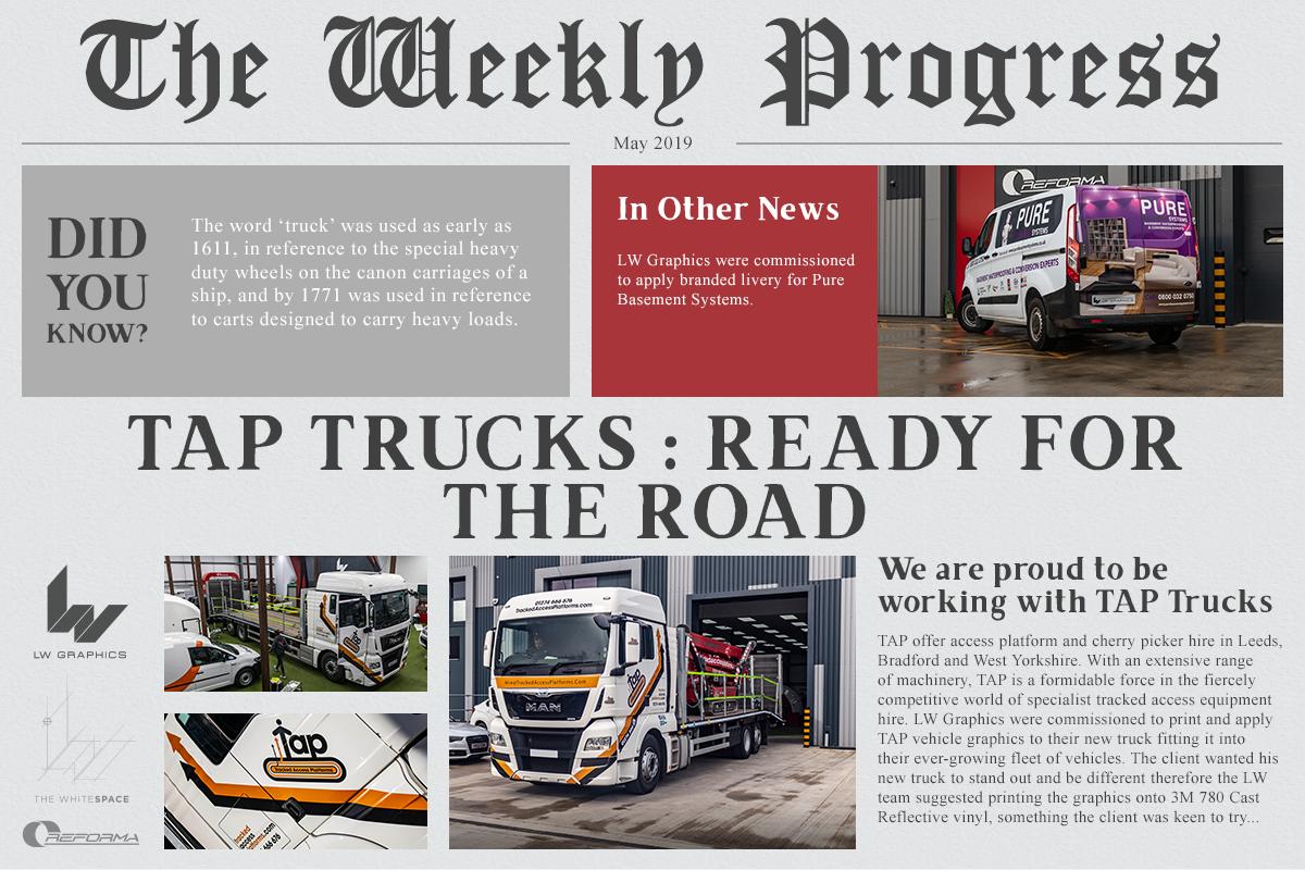 TWP 28- TAP Trucks