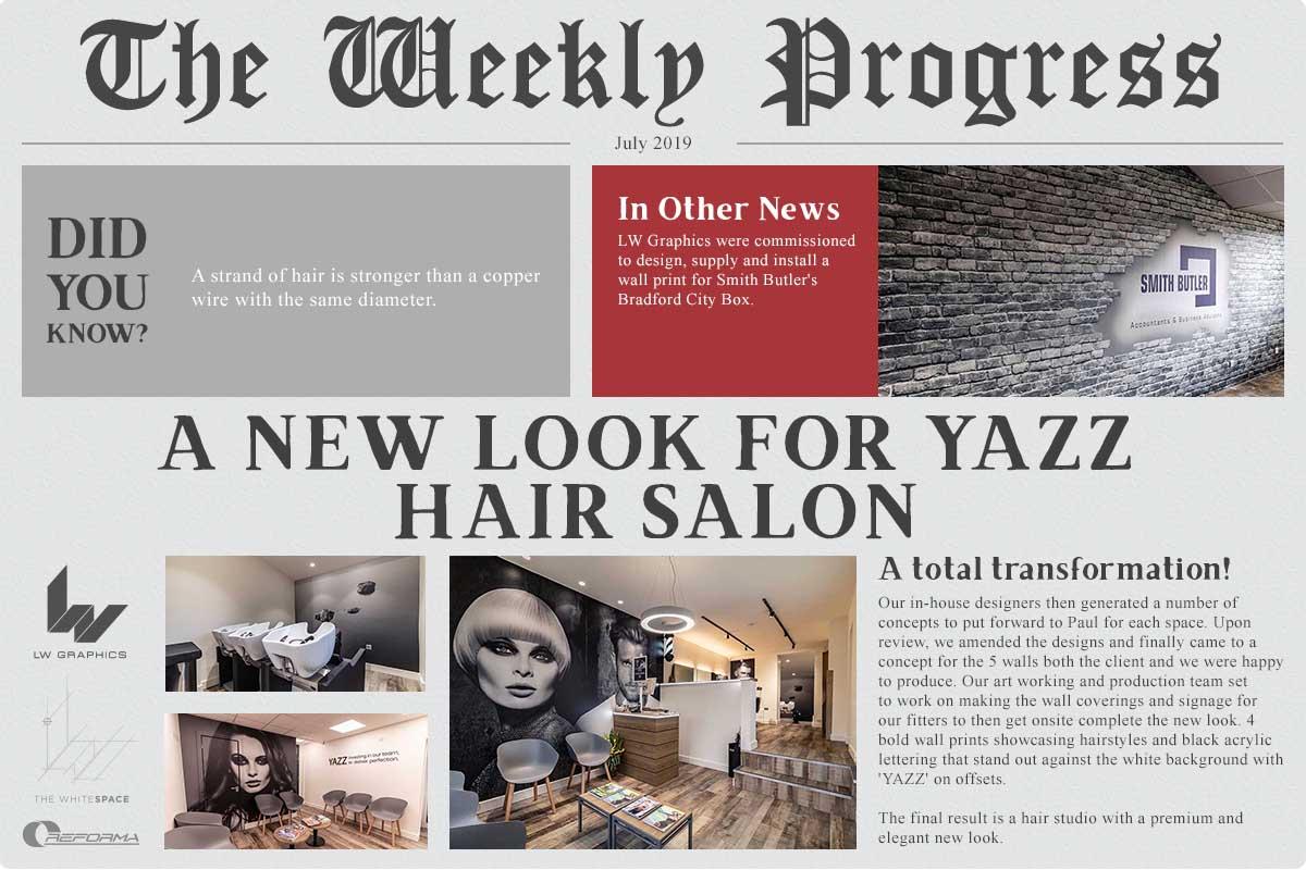 TWP – 39 Yazz Hair Salon