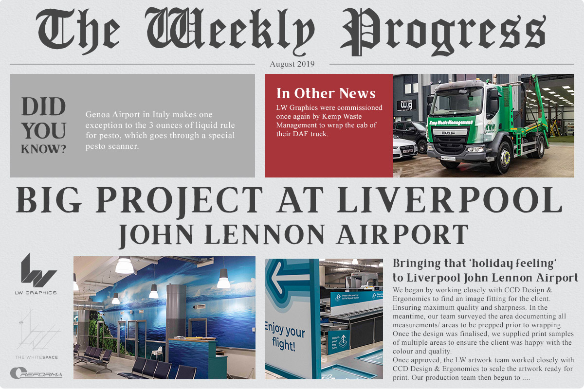TWP 42 – Liverpool Airport