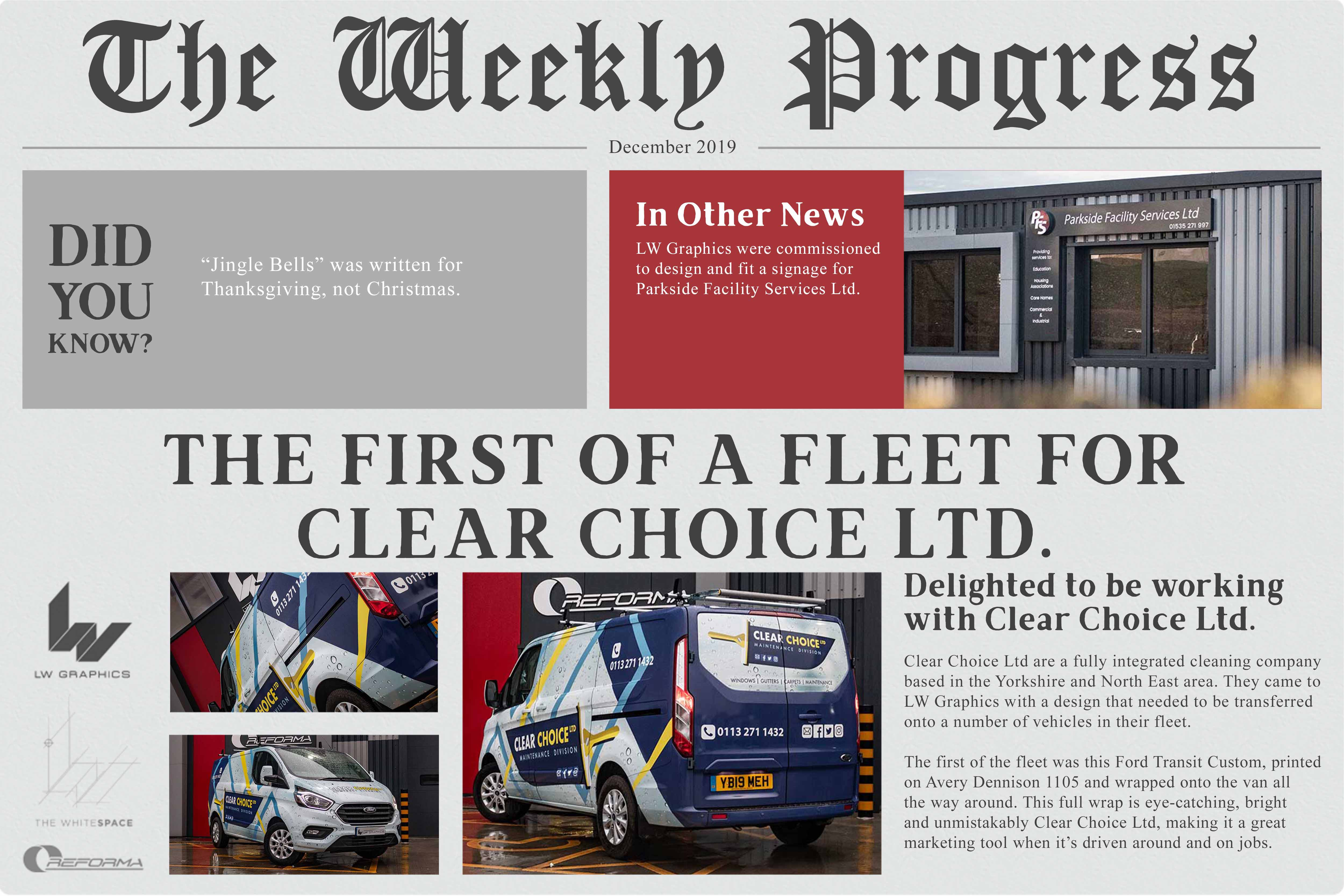 TWP 55 – Clear Choice