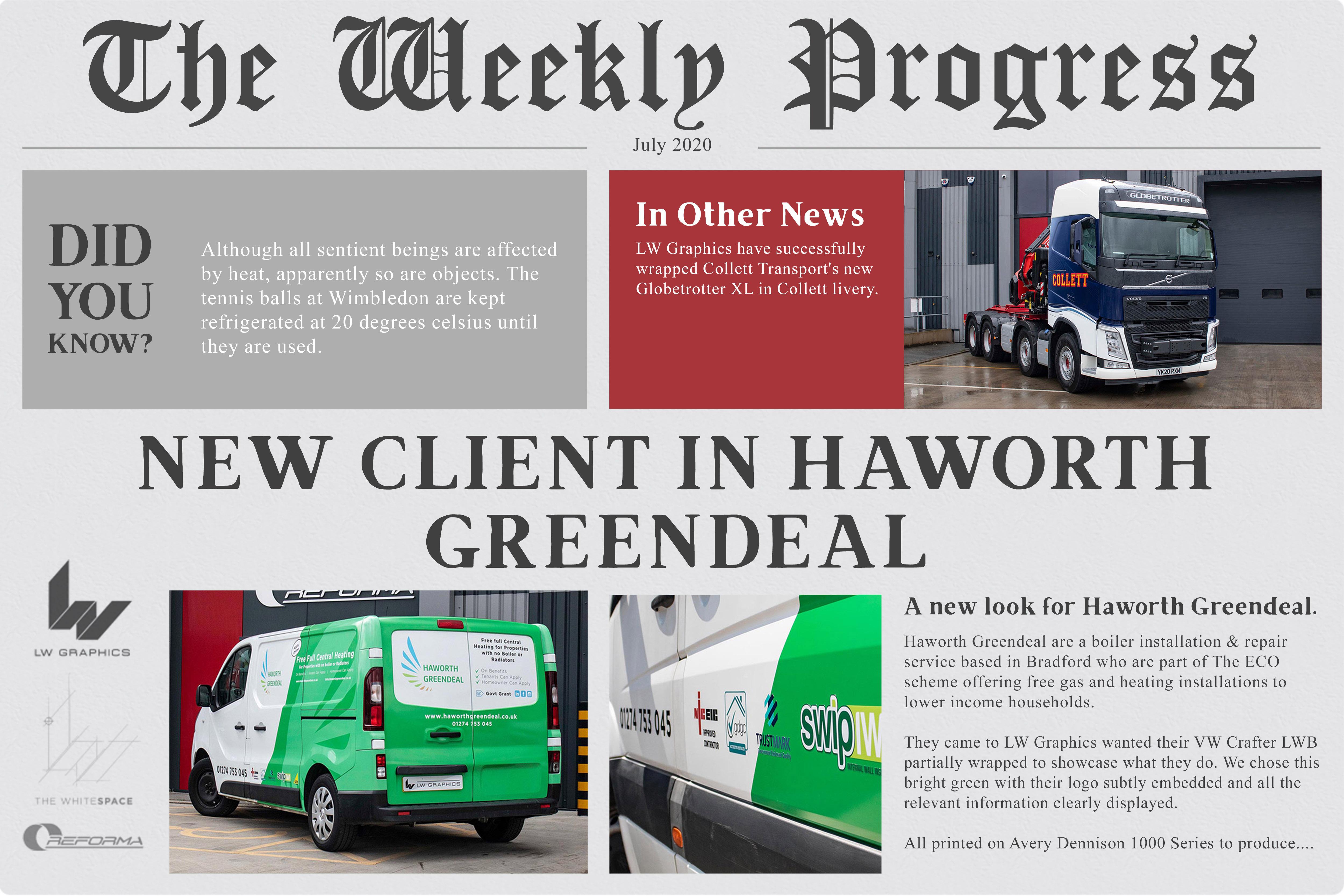 TWP 64 – Haworth Greendeal