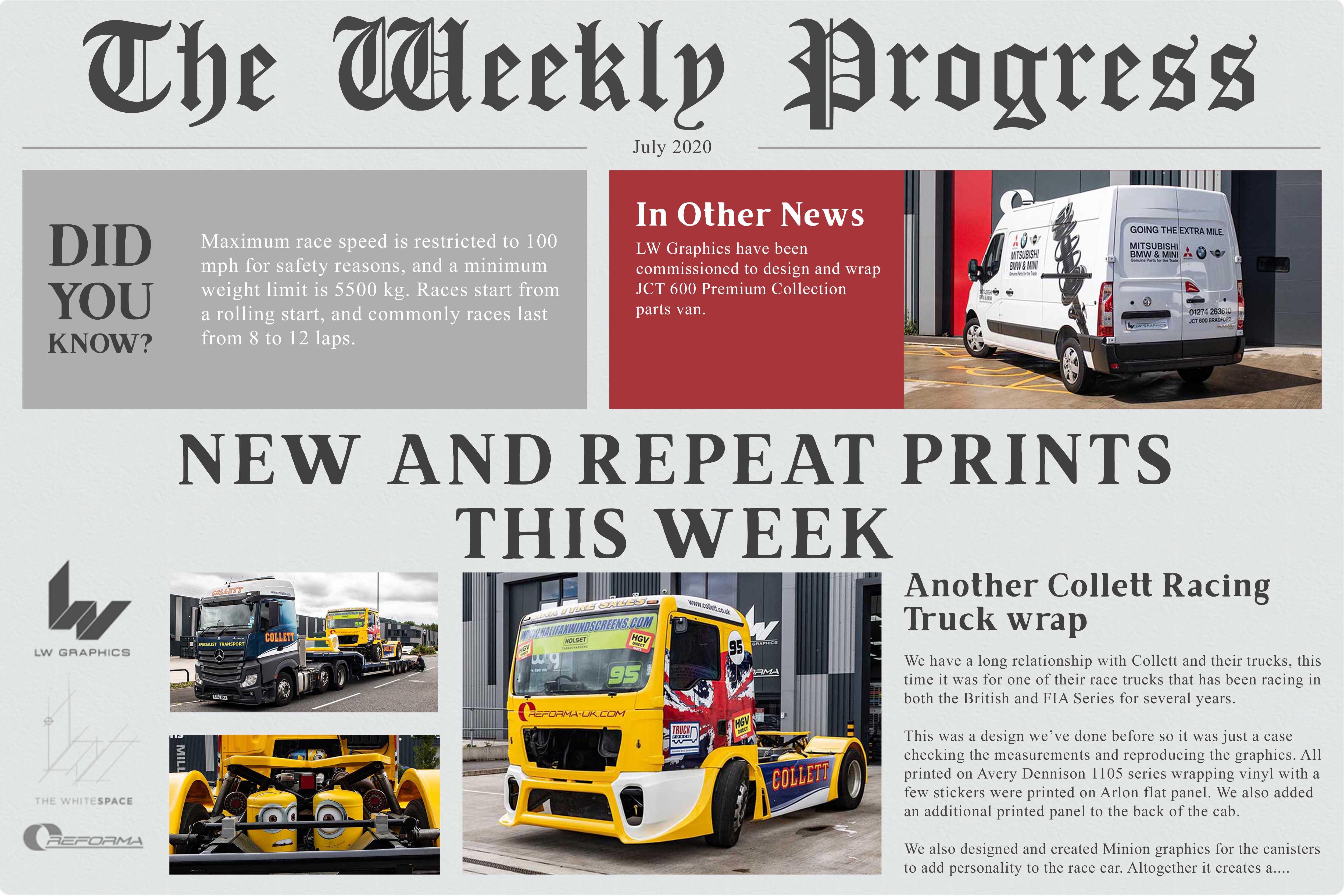 TWS 66 – Collett Racing Truck